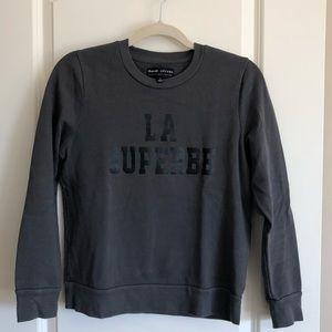 Madewell xSezane La Superbe Sweatshirt